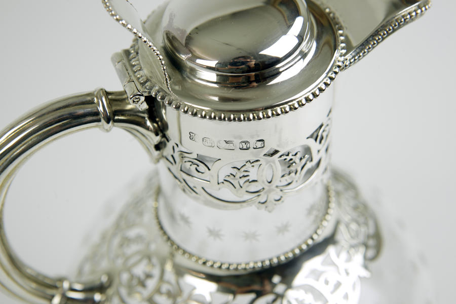 Silver & Silver plated