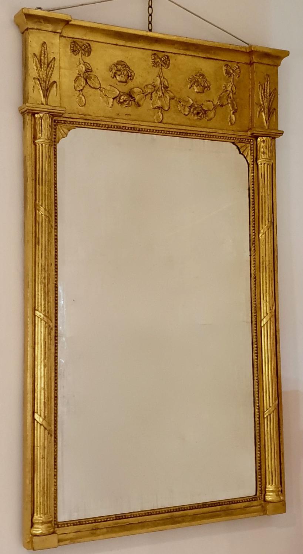 Regency Wall Mirror
