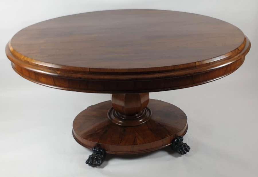 William IV Table