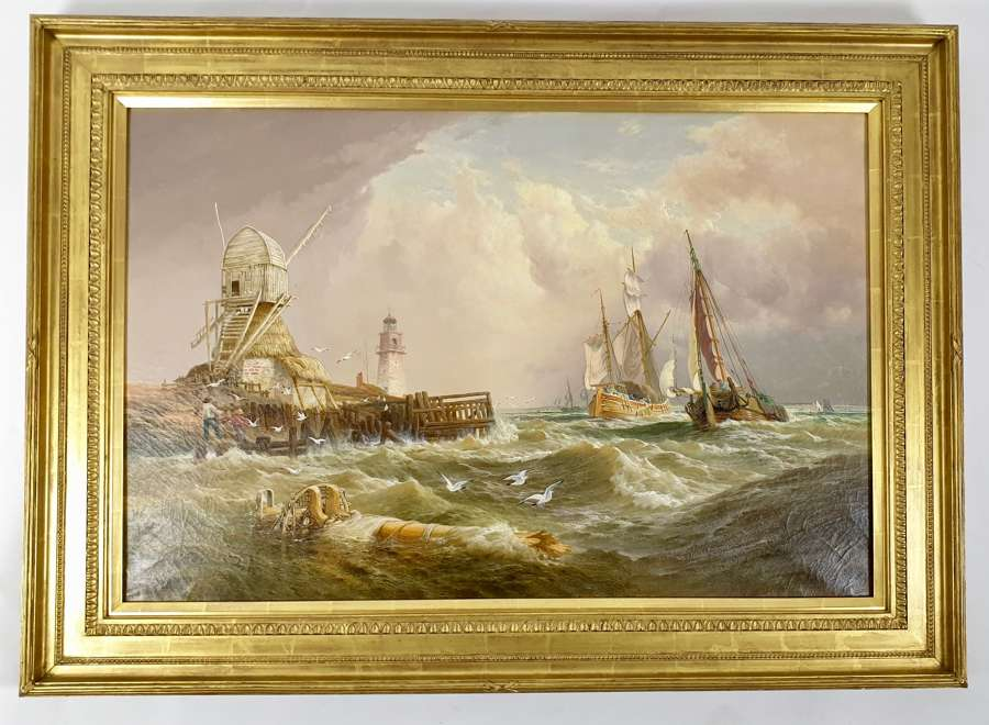 Clarkeson Frederick Stanfield 1793-1867