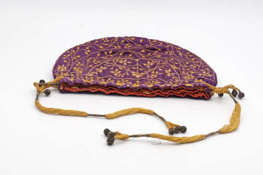 Antique Lucknow Batua purse