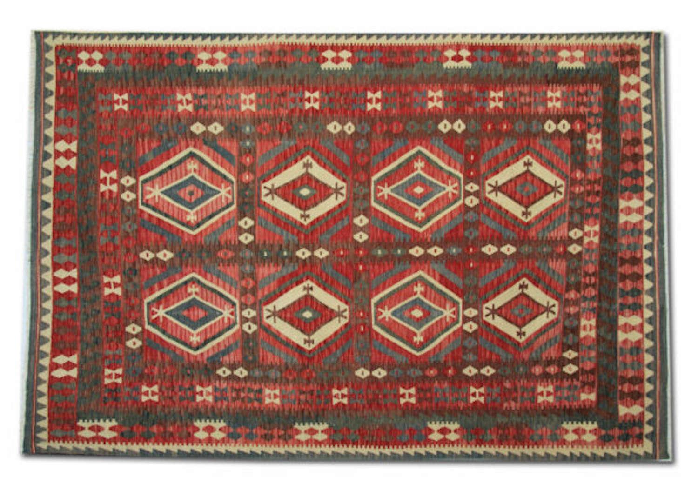Afghan Rug -Kilim