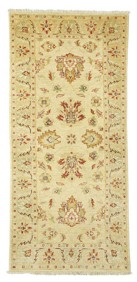 Modern Traditional Afghan Mahal Runner