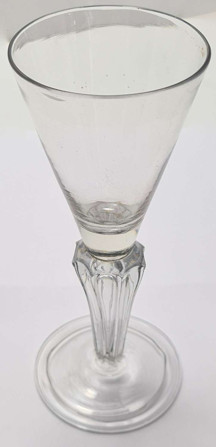 18th Century Wine Glass