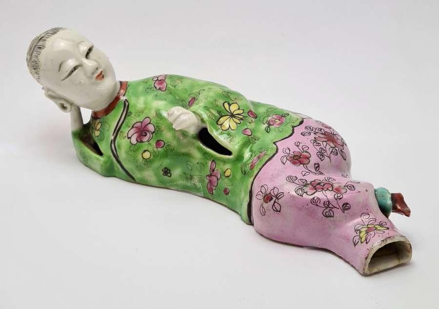 Figure of a Recumbent Lady