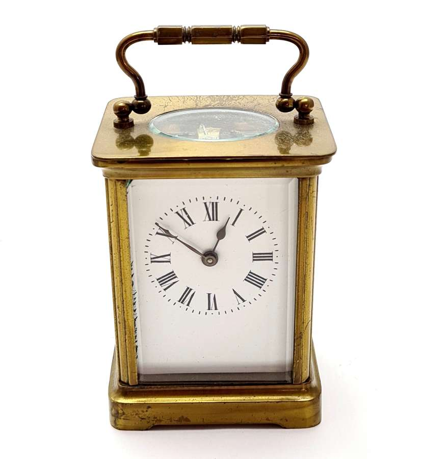 Early 20th Century French Carriage Clock