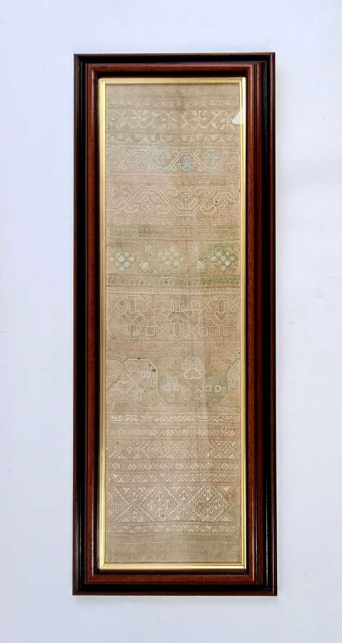 17th Century Band Sampler