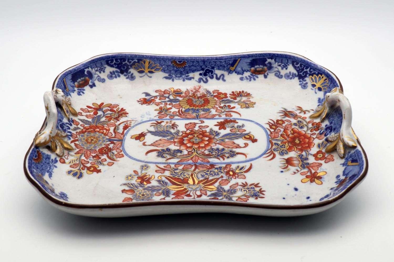 Spode tray c.1820