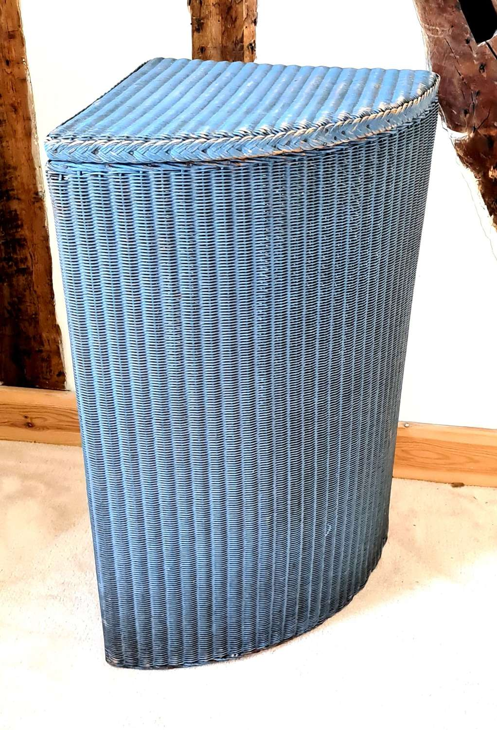 Lloyd Loom Laundry Basket