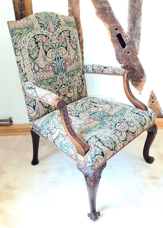 A 19th Century Gainsborough Chair