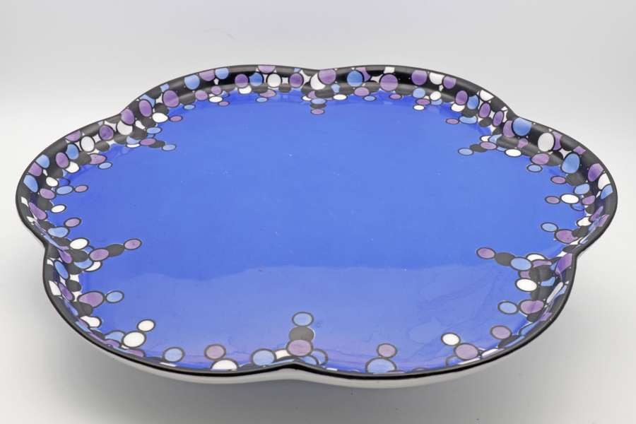 Art Deco Royal Worcester dish