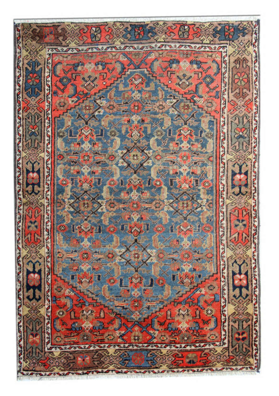 Antique Rugs, Persian Rug From Malayer