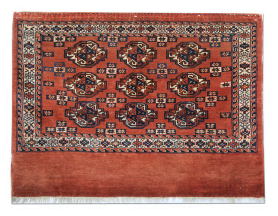 Antique Turkman Rugs