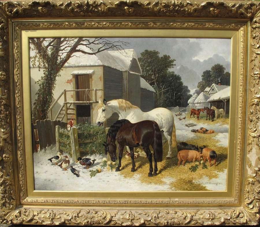 JOHN FREDERICK HERRING Jr. 1815-1907