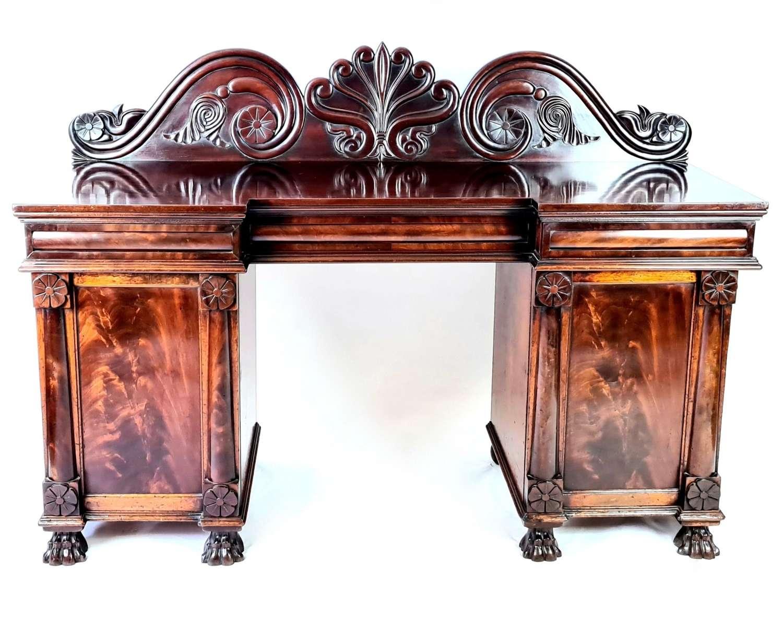 George IV Sideboard