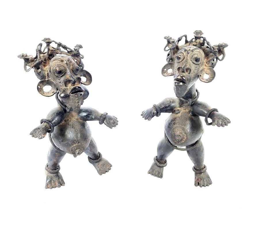 Bronze Fertility Dolls