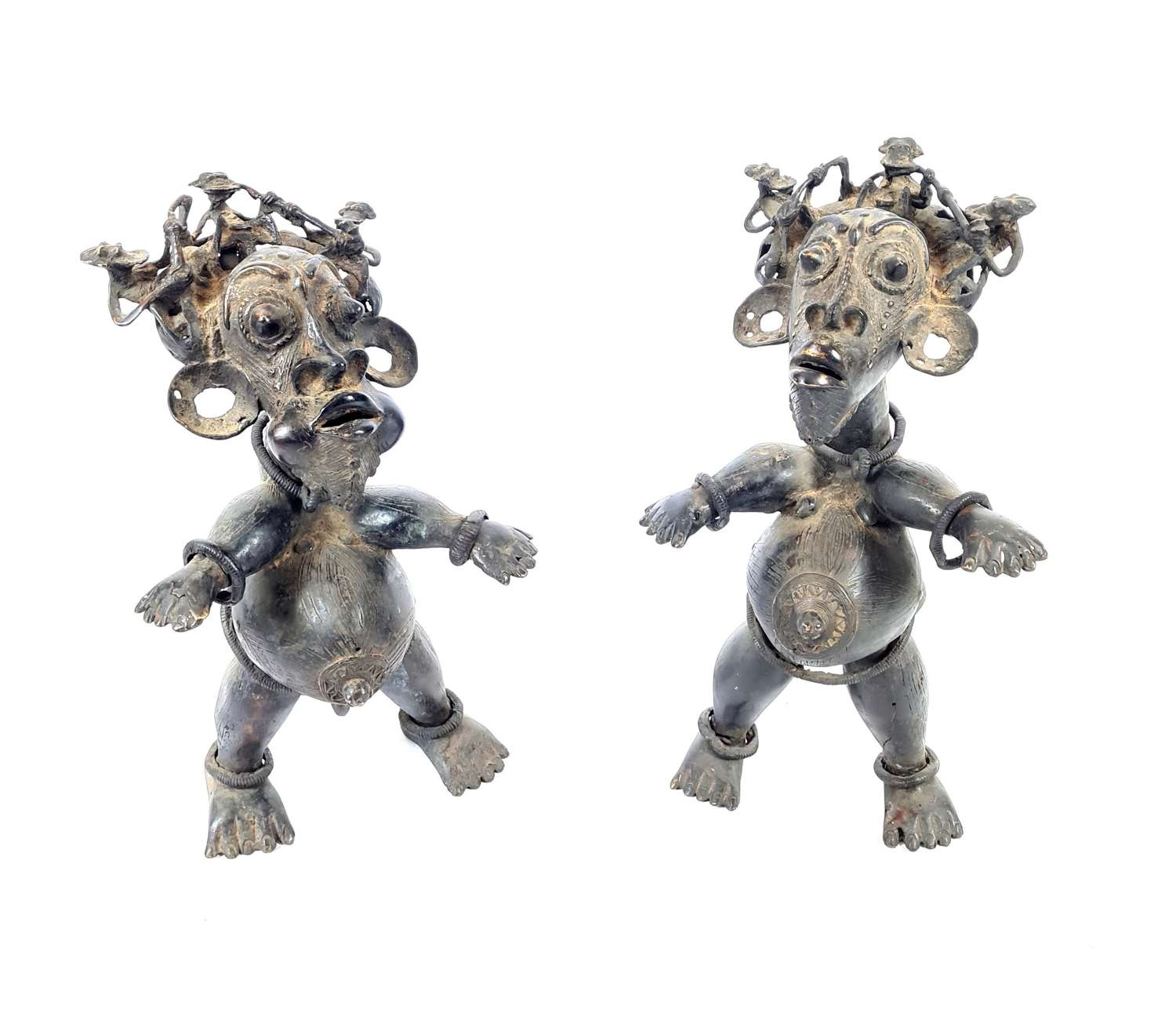 Bronze Fertility Dolls