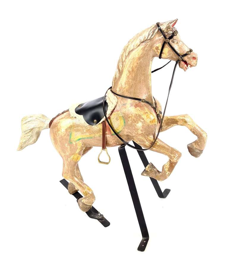 Rearing Horse Model