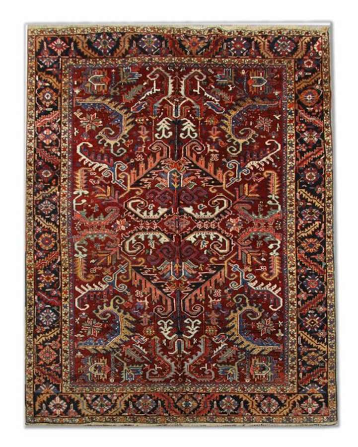 Antique Rugs, Persian Carpet, Heriz Carpet