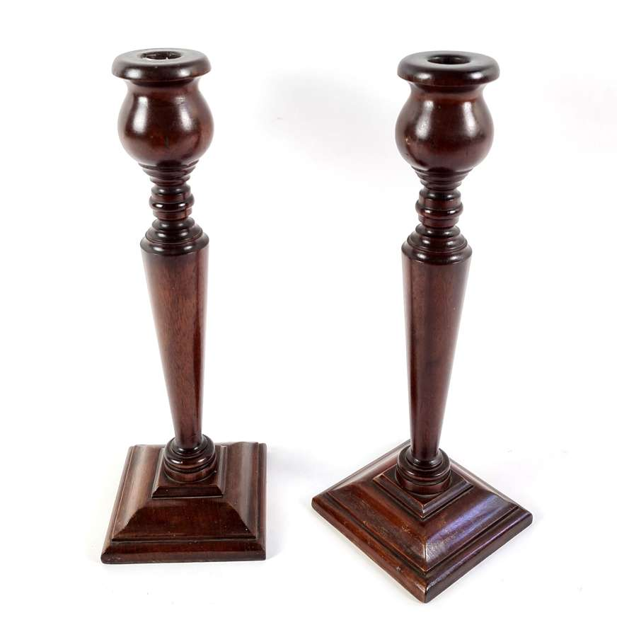 A Pair of Candlesticks