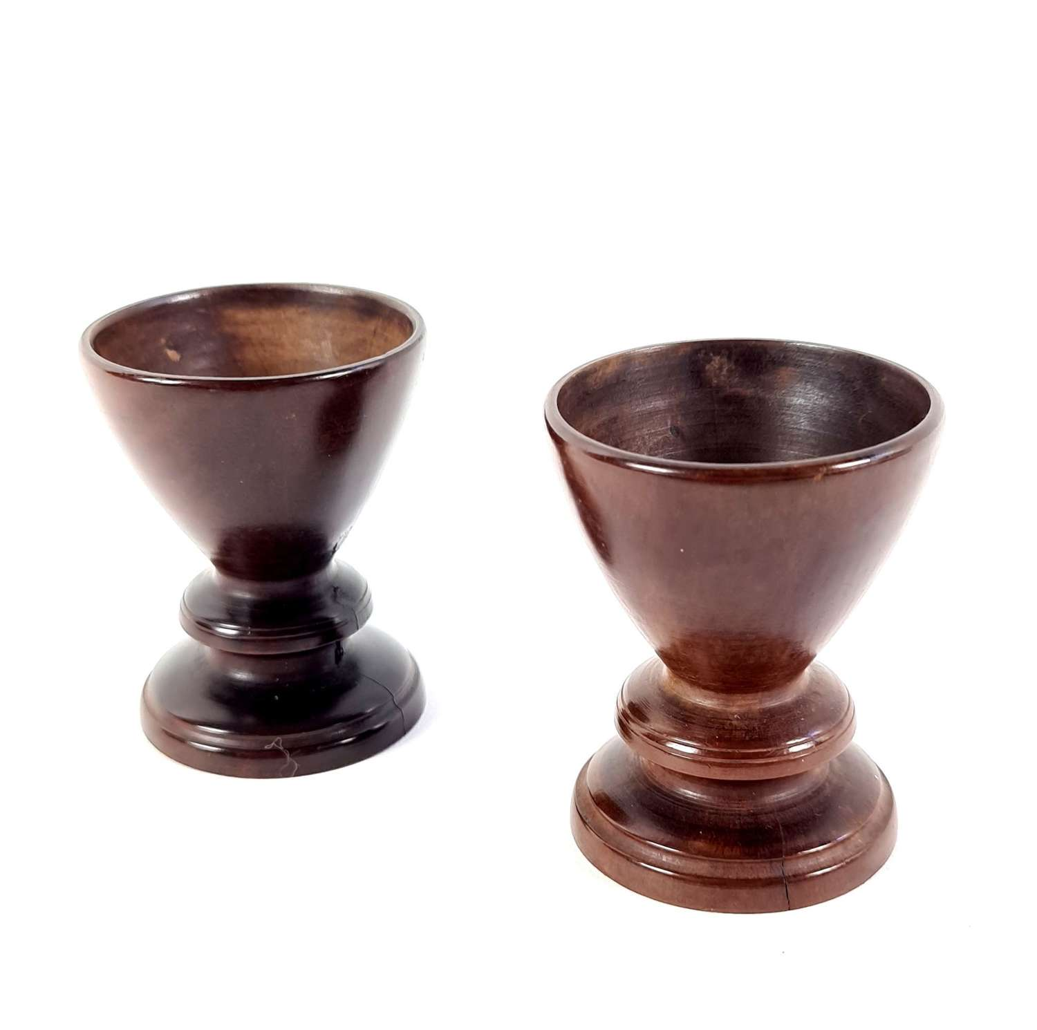 Matched Pair of Egg Cups