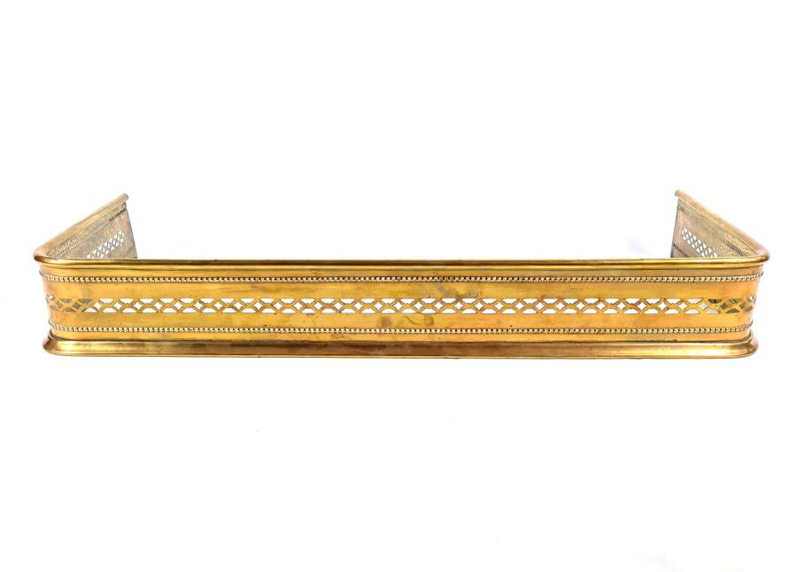 Brass Fender Circa 1930/40