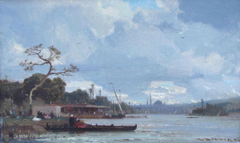 HENRI DUVIEUX Born 1855, fl. 1870-90