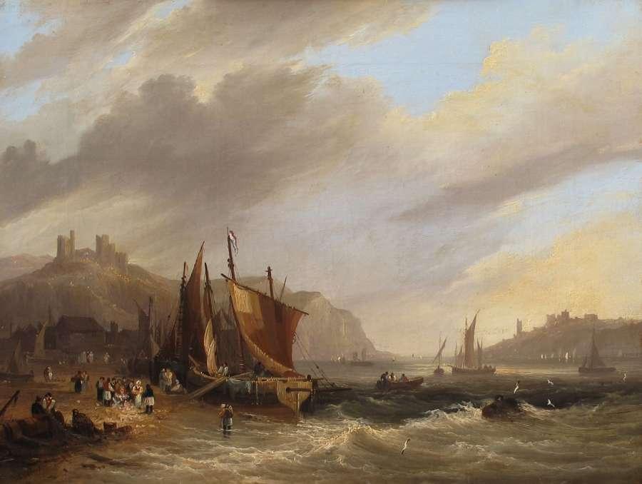 FREDERICK CALVERT (Irish) 1785-1845