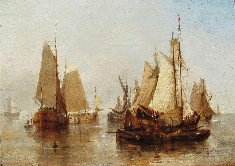 WILLIAM ADOLPHUS KNELL 1801-1875