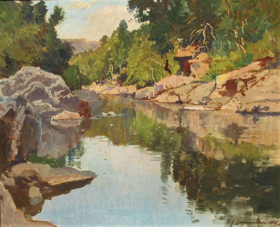 SAMUEL JOHN LAMORNA BIRCH   RA., RWS., RWA. 1869-1955