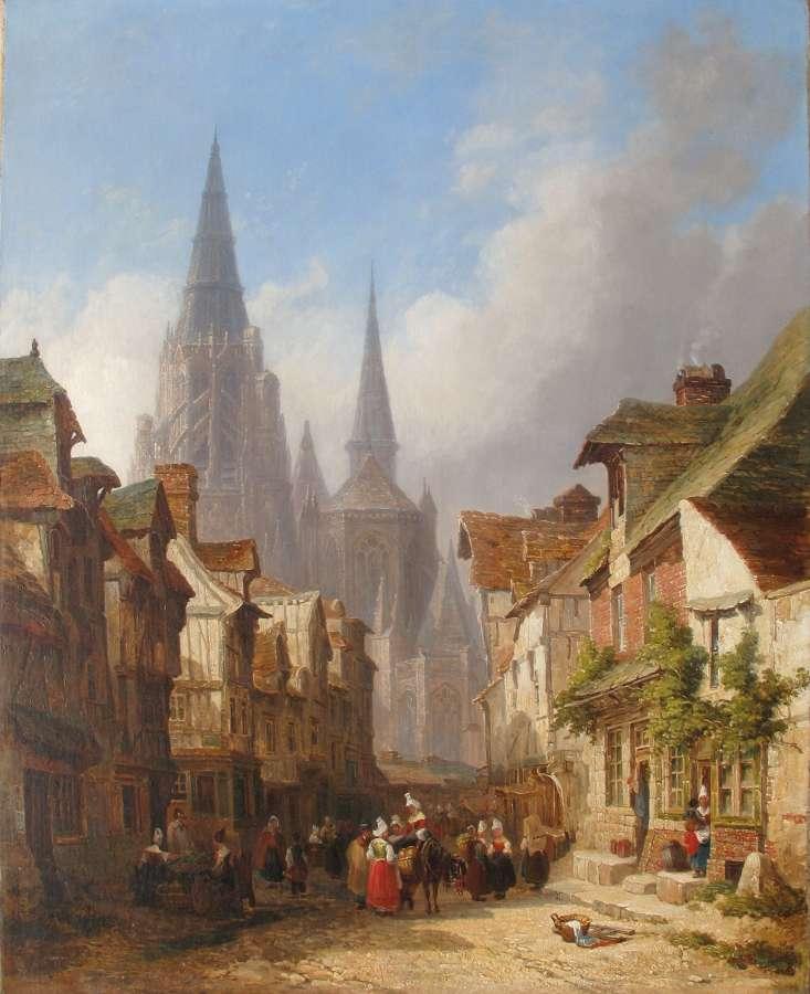 CALEB ROBERT STANLEY 1795-1867