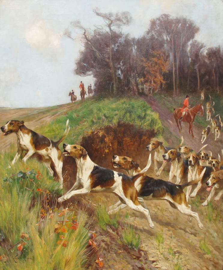 ARTHUR WARDLE  RI, RBC, PS 1864-1949