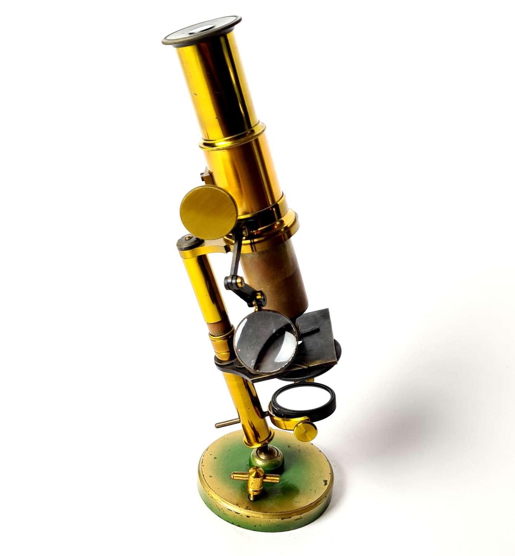 Students Microscope