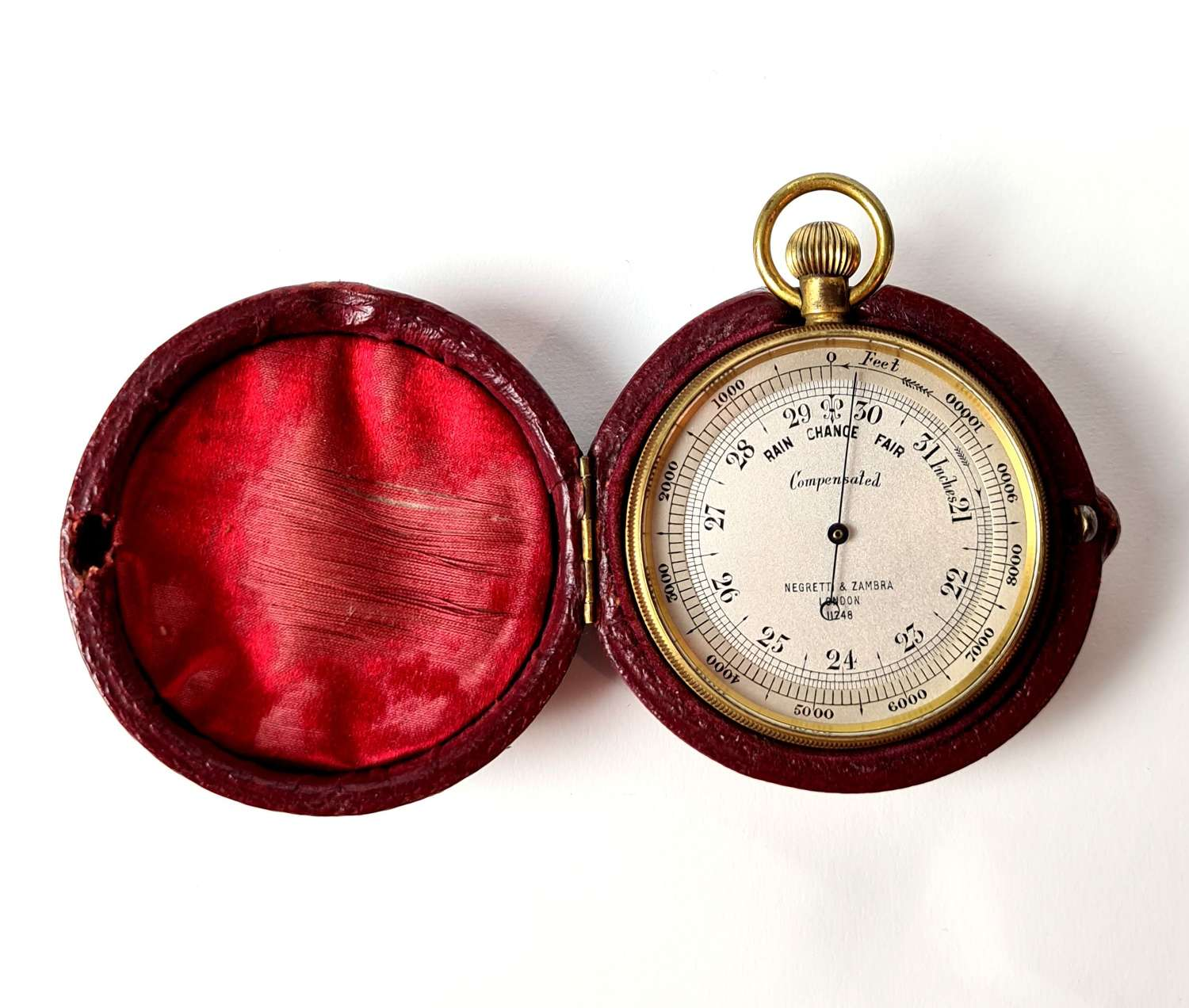Pocket Barometer