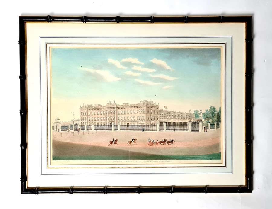 A Watercolour of Buckingham Palace