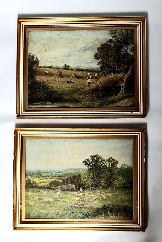 M.Corper Country Landscape