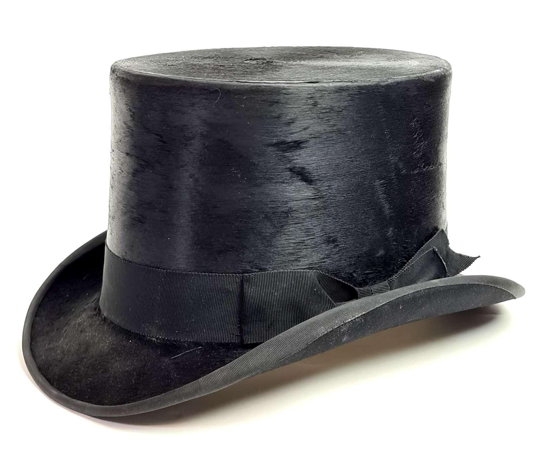Lincoln Bennett Silk Top Hat