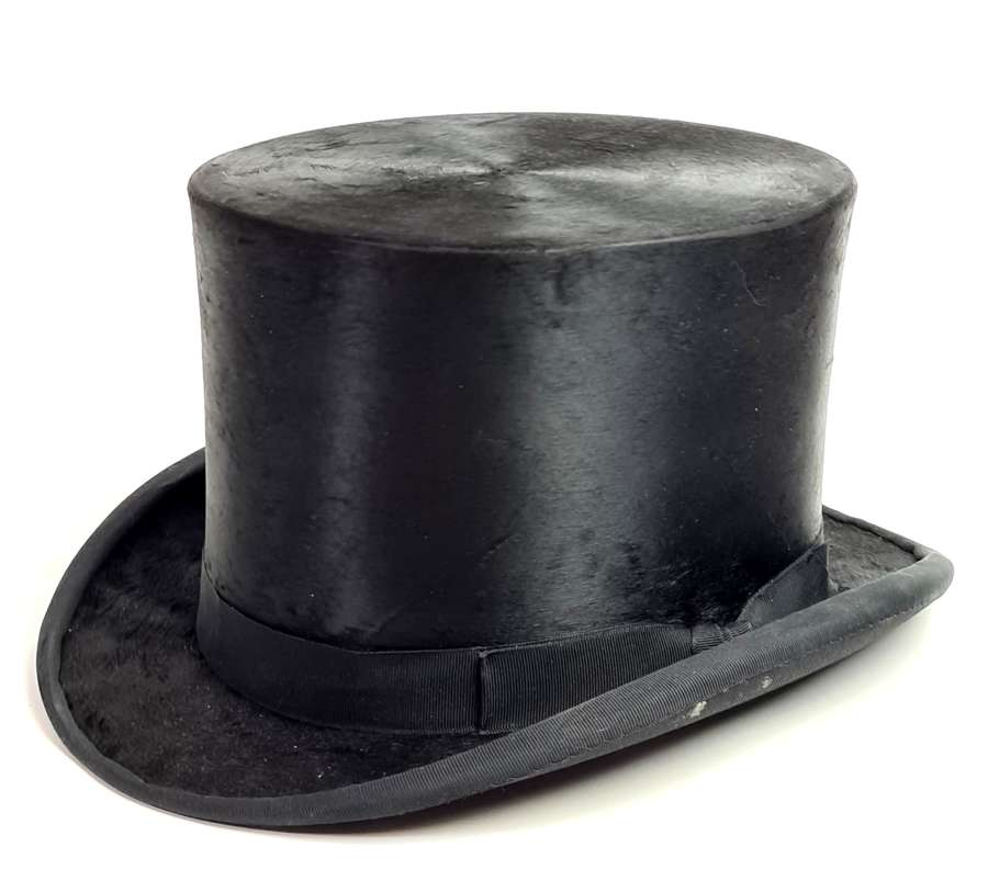 Henry Taylor Silk Top Hat
