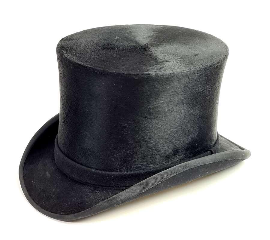 Scott & Co Silk Top Hat