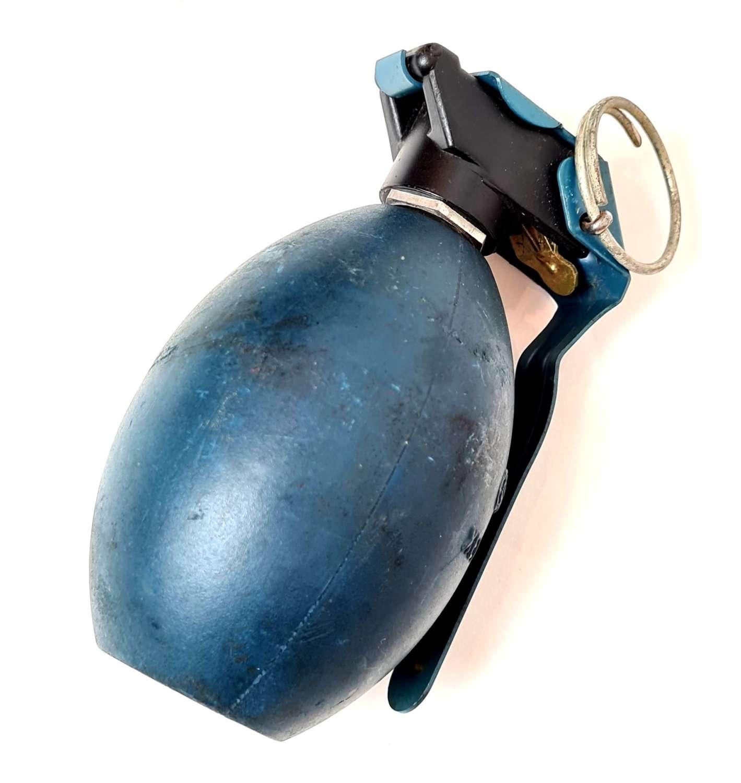 British Practice Grenade