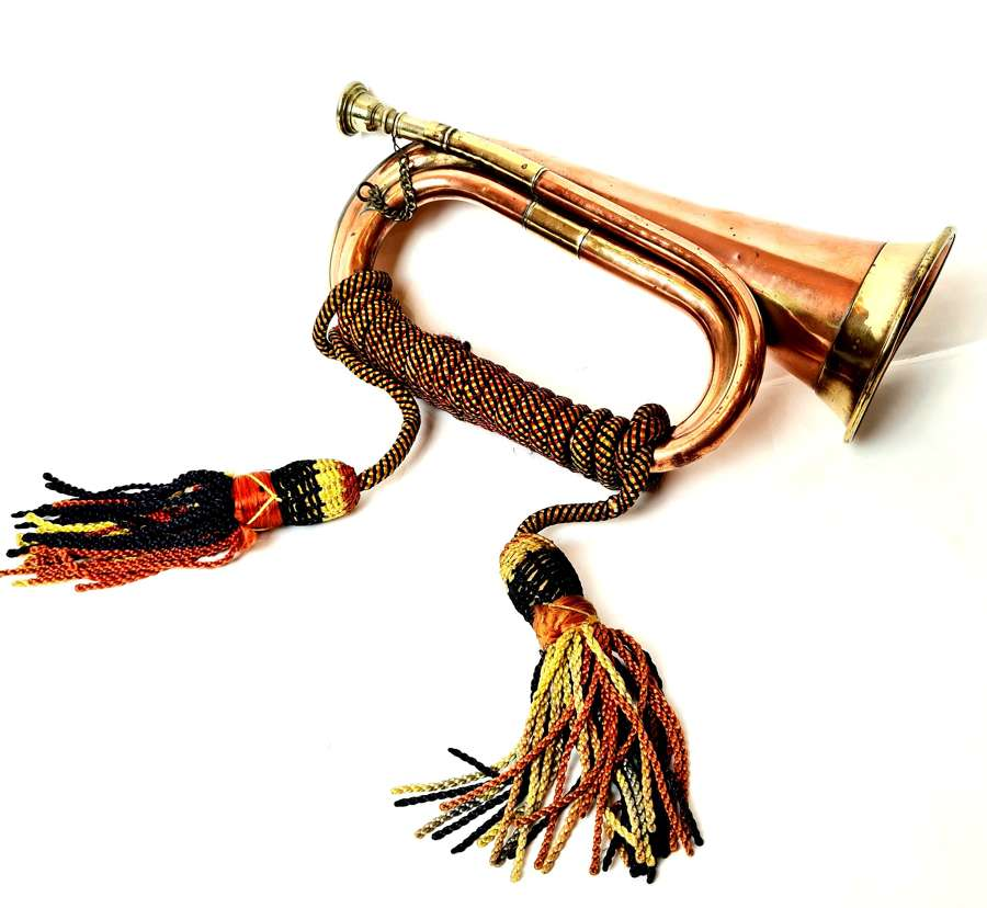 A Military Bugle