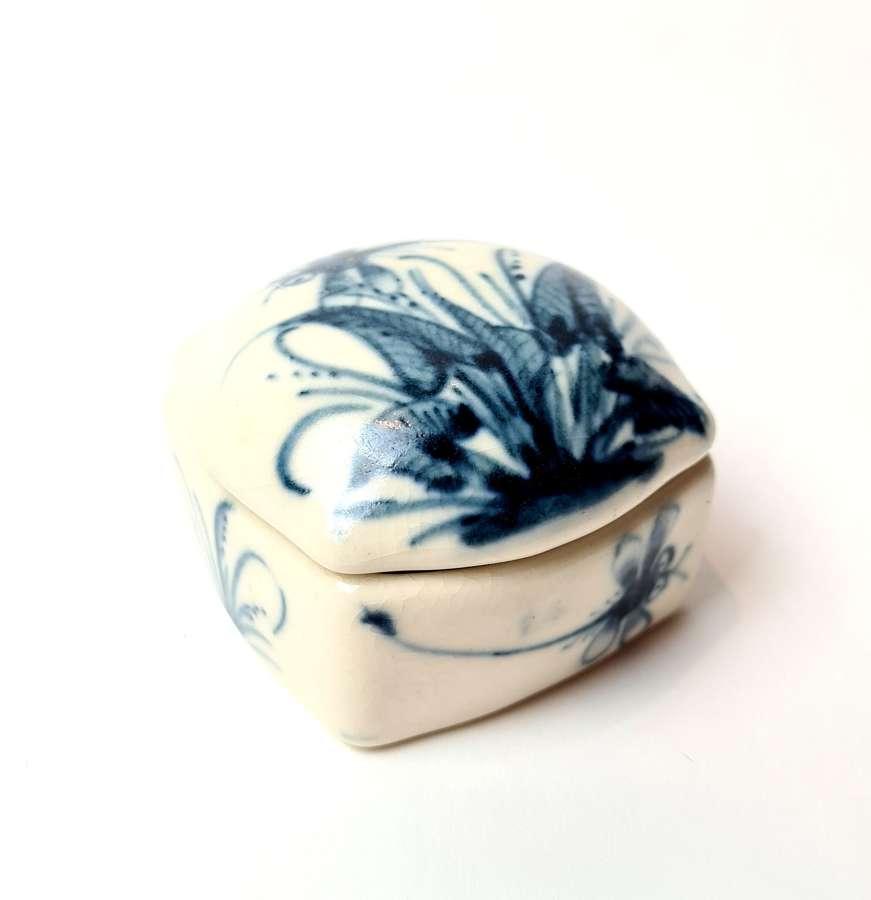 Porcelain Casket