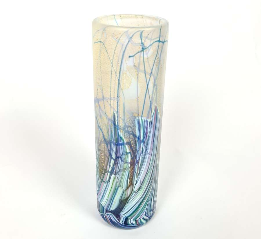 Isle of Wight Seascape Vase