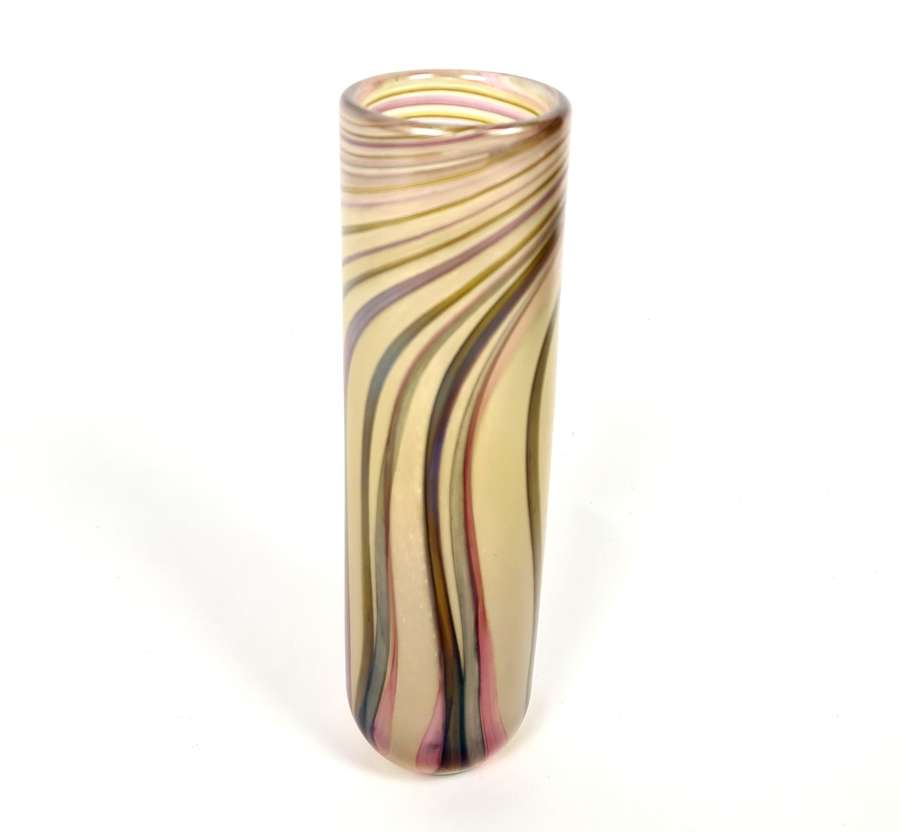 Tube Vase by the Isle of Wight Studio