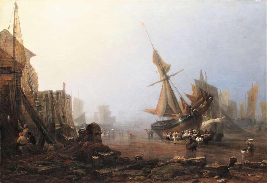 PETER DE WINT 1784-1849