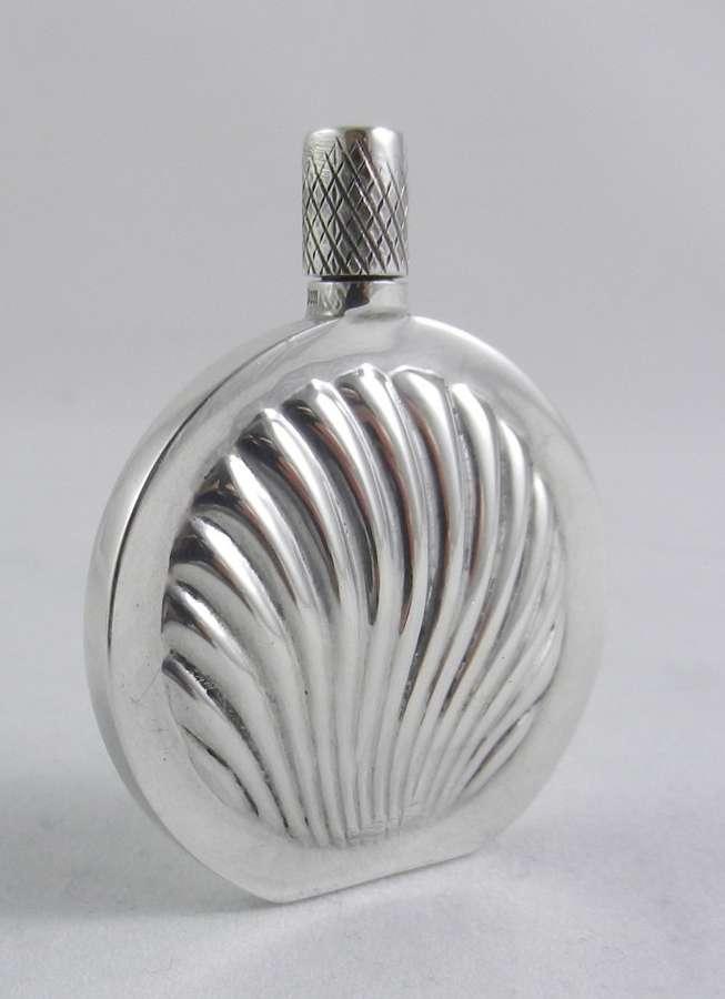 Silver Scent Bottle