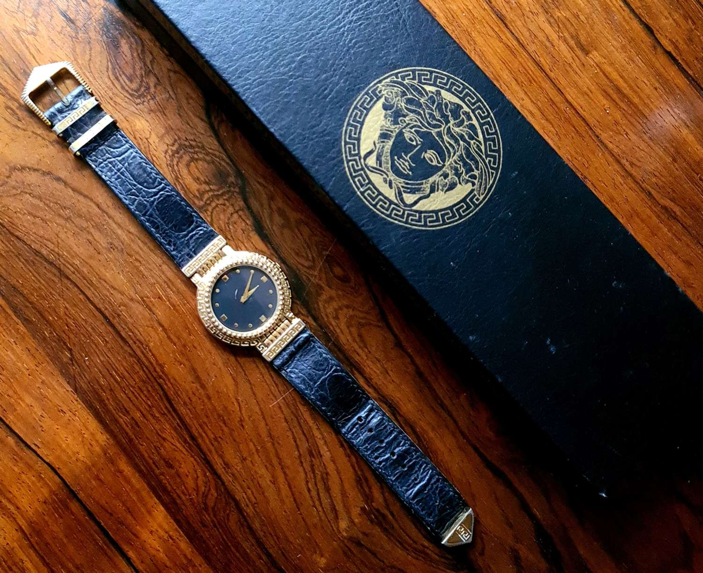 Gianni Versace Signature Watch