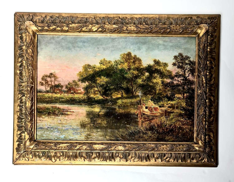 Robert Gallon Oil on Canvas