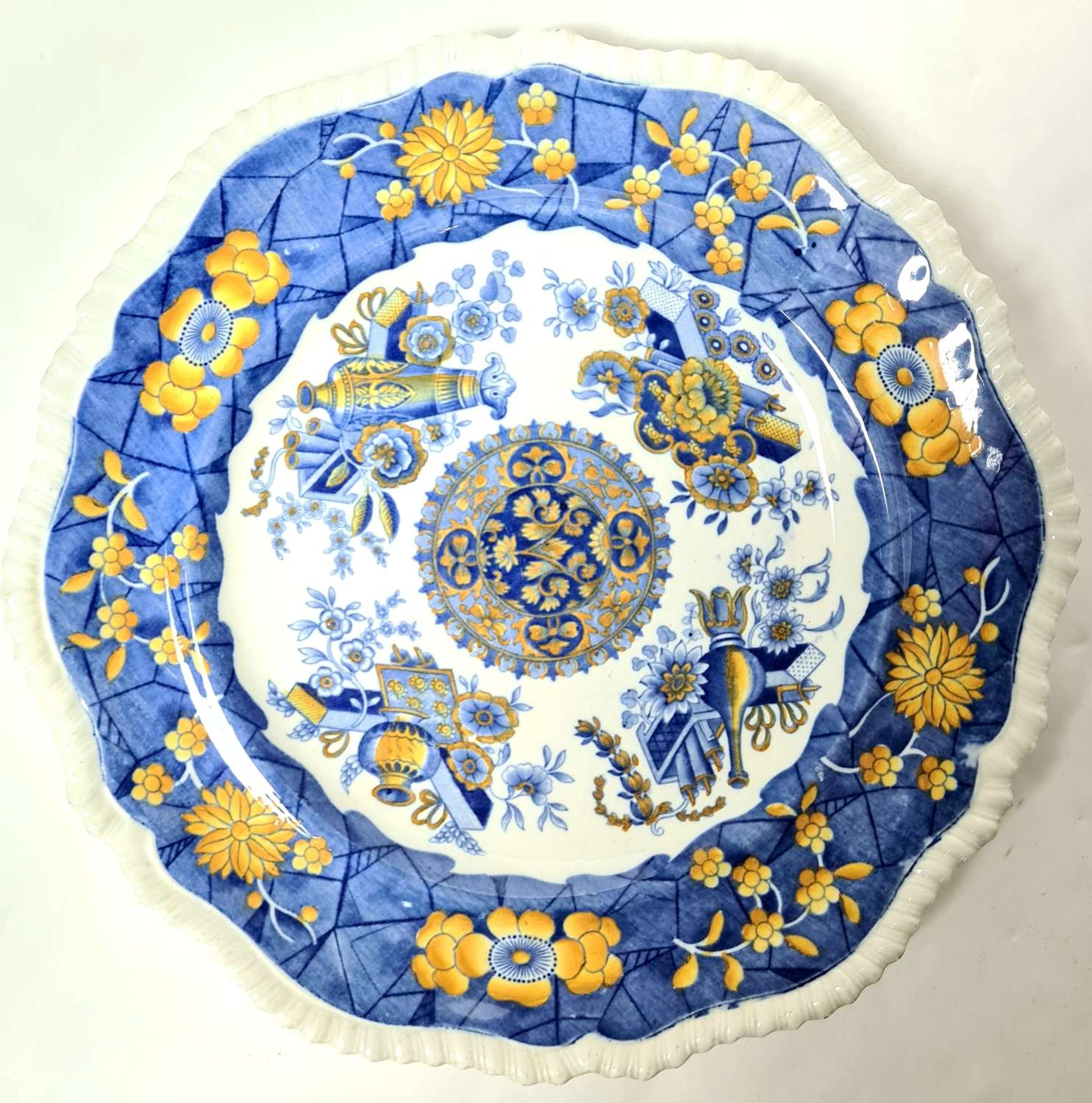Pair of Spode Plates