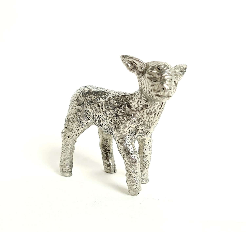 Silver Lamb